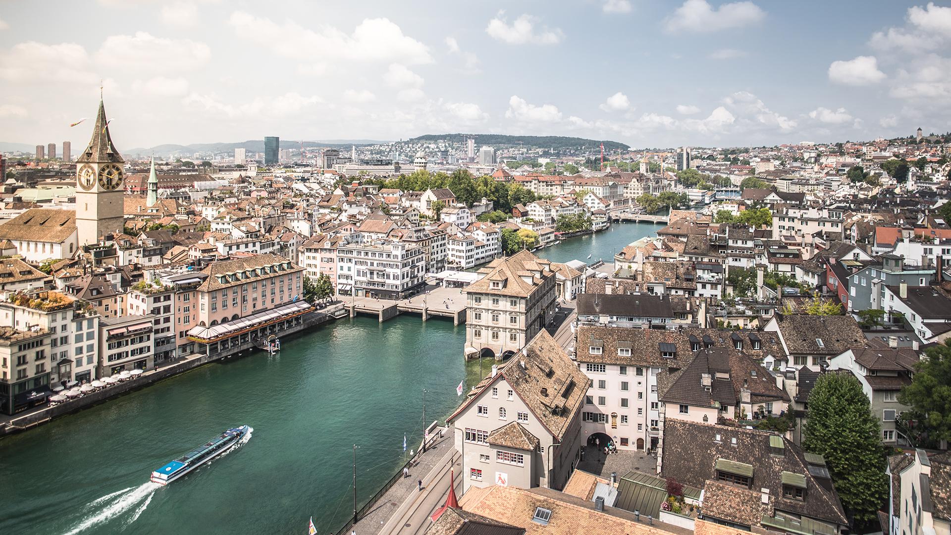 Zurich City View